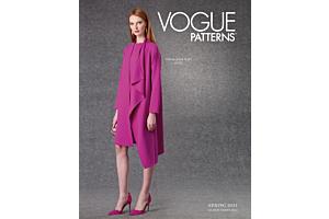 Vogue symönster vår