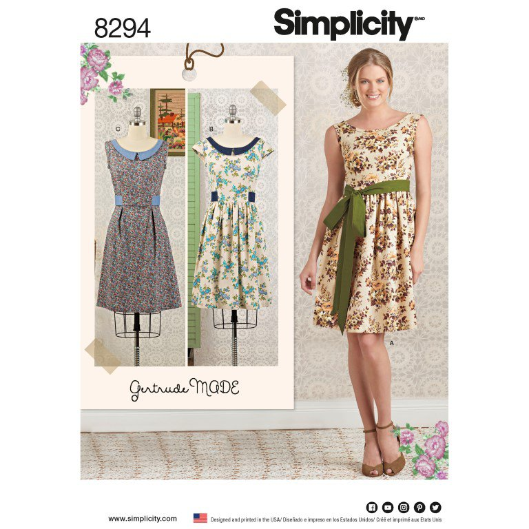 6434 All Sewing Patterns Sy t