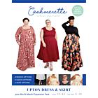 Cashmerette Upton dress/skirt plus Expansion Pack