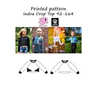 Made by Runi  Indra crop top barn