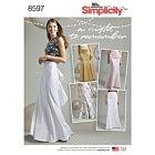 Simplicity 8597