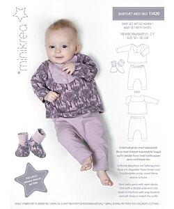 Minikrea 11420 Baby Set