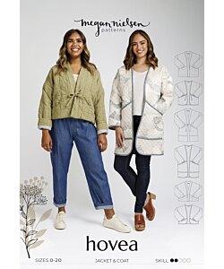 Megan Nielsen Hovea jacket