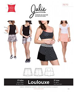 Jalie 3670 Loulouxe