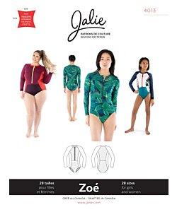 Jalie 4013 Zoe