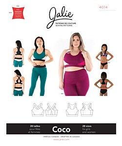 Jalie 4014 Coco Sport BH