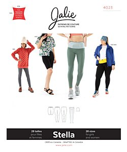 Jalie 4023 Stella leggings