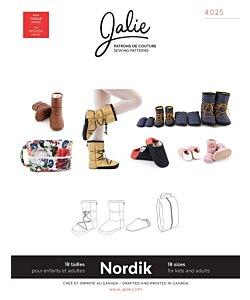 Jalie 4025 Nordik booties
