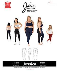 Jalie 4127 Jessica Leggings