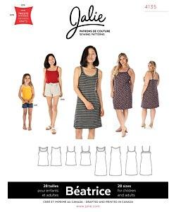 Jalie 4135 Beatrice tank/dress