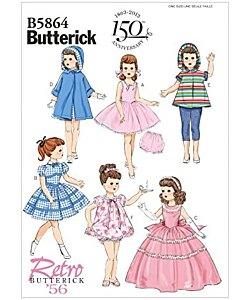 Butterick 5864