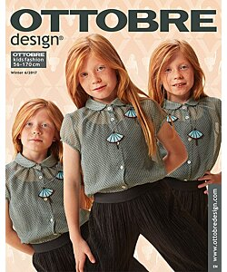 Ottobre Design Barn 6/2017