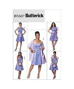 Butterick 5607