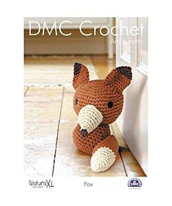 DMC Crochet Amigurumi Räv