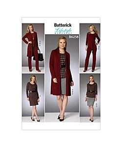 Butterick 6258