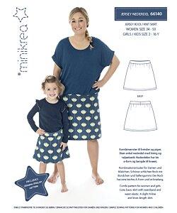 Minikrea 66140 Jersey Skirt
