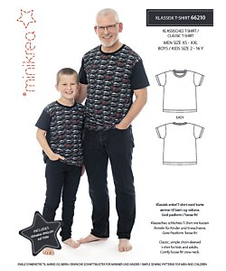Minikrea 66210 Classic t-shirt