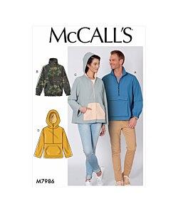 McCall's 7986