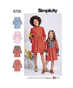 Simplicity 8708