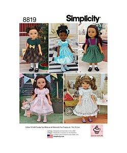 Simplicity 8819
