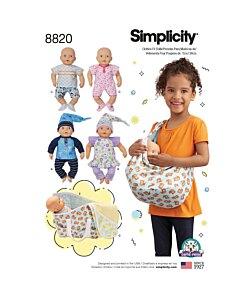 Simplicity 8820