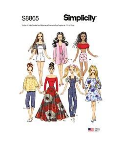 Simplicity 8865