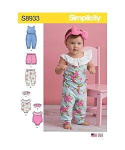 Simplicity 8933
