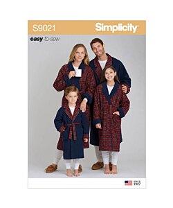 Simplicity 9021