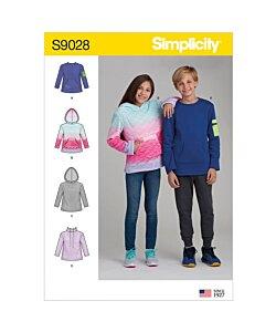Simplicity 9028