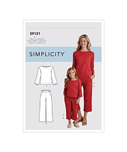 Simplicity 9121