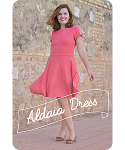 Pauline Alice 1605 Aldaia dress