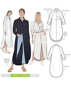Style Arc Anais Woven Dress