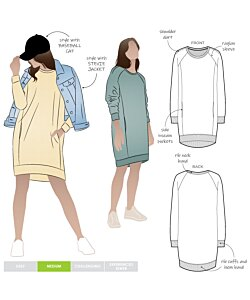 Style Arc Anderson knit dress