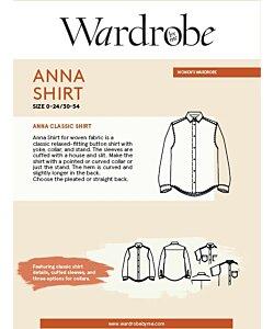 Wardrobe by me Anna Classic Shirt
