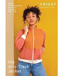 Friday Pattern Co Arlo Track Jacket