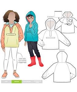 Style Arc Ash kids Anorak