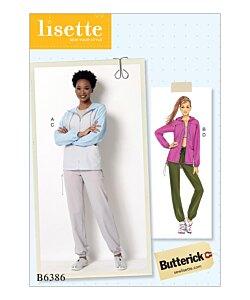Butterick 6386