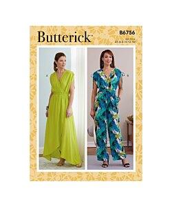 Butterick 6756