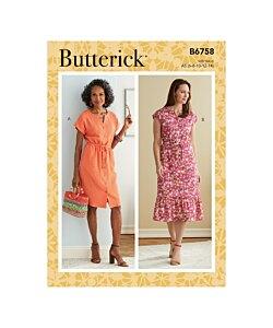 Butterick 6758