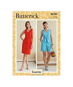 Butterick 6760