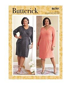 Butterick 6781