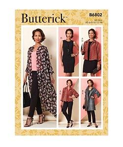 Butterick 6802