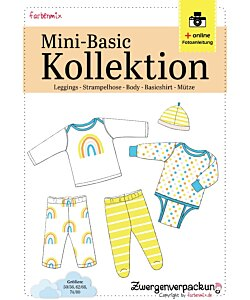 Farbenmix Mini Basic Kollektion