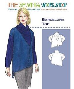 Sewing workshop Barcelona Top