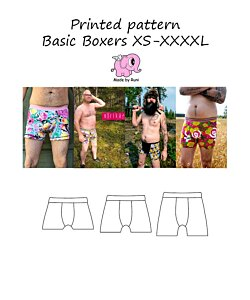 Made by Runi Basic boxer herr