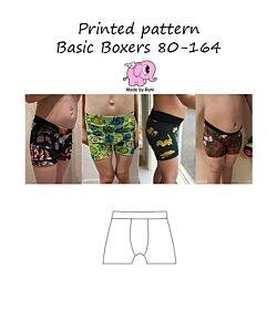 Made by Runi Basic boxer barn