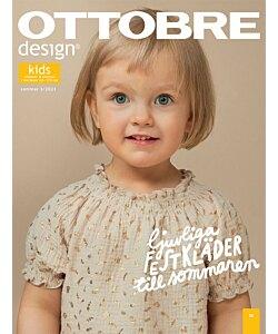 Ottobre Design Barn 3/2021 förbokning