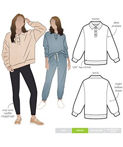 Style Arc Bert knit top