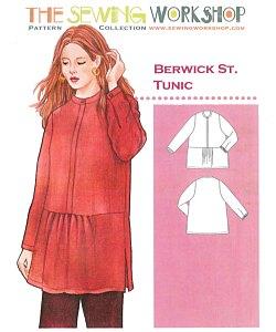 Sewing workshop Berwick St Tunic
