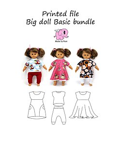 Made by Runi Big Doll basic bundle